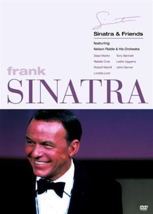 Frank Sinatra: Sinatra and Friends Online DVD Rental
