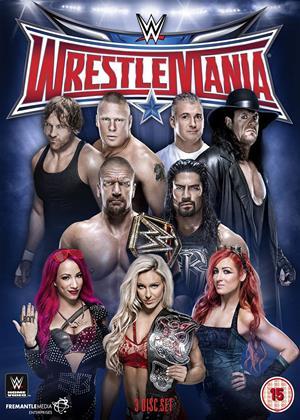 Rent WWE: Wrestlemania 32 Online DVD Rental