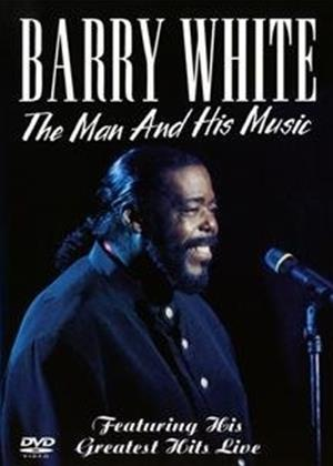 Barry White: The Man and His Music Online DVD Rental