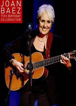 Rent Joan Baez: 75th Birthday Celebration Online DVD Rental