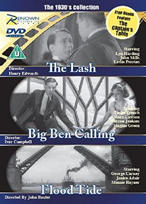 The 1930s Collection Online DVD Rental