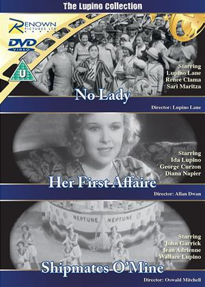 Rent The Lupino Collection Online DVD Rental