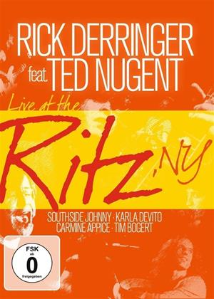 Rick Derringer and Ted Nugent: Live at the Ritz, NY Online DVD Rental