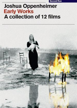 Rent Joshua Oppenheimer: 12 Early Works Online DVD Rental