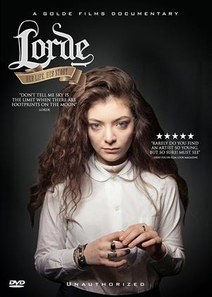 Lorde: Her Life, Her Story Online DVD Rental