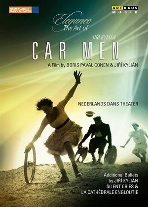 Rent Jirí Kylián: Car Men: Nederlands Dans Theater Online DVD Rental