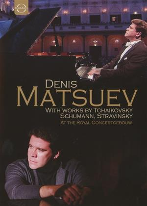 Rent Denis Matsuev at the Royal Concertgebouw Online DVD Rental