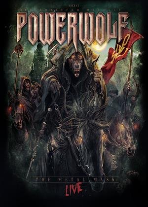 Rent Powerwolf: The Metal Mass Live Online DVD Rental