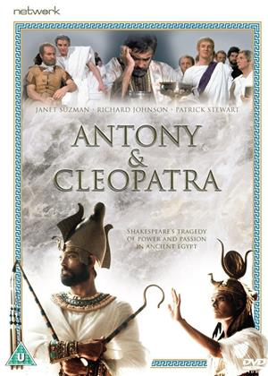 Rent Antony and Cleopatra Online DVD Rental