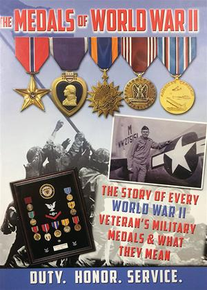 Rent The Medals of World War II Online DVD Rental
