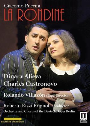 Rent La Rondine: Deutsche Oper Berlin (Rizzi Brignoli) Online DVD Rental