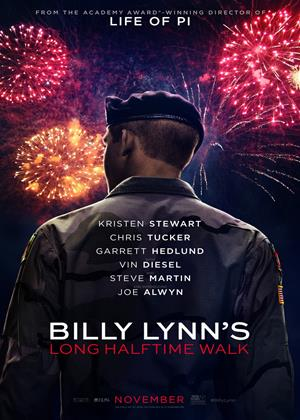 Billy Lynn's Long Halftime Walk Online DVD Rental