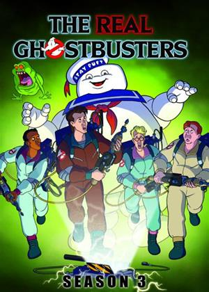 Rent The Real Ghostbusters: Series 3 Online DVD Rental