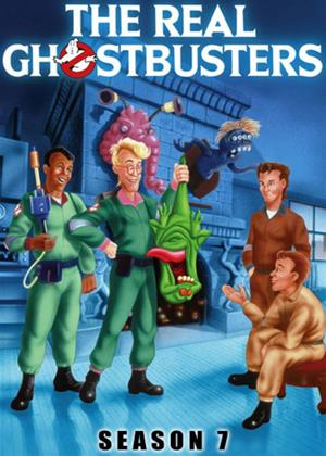 Rent The Real Ghostbusters: Series 7 Online DVD Rental