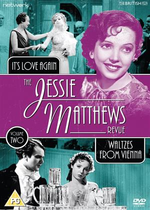 Rent The Jessie Matthews Revue: Vol.2 (aka The Jessie Matthews Revue: It's Love Again / Waltzes from Vienna) Online DVD Rental