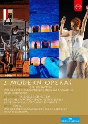Rent Salzburg Festival: 3 Modern Operas Online DVD Rental