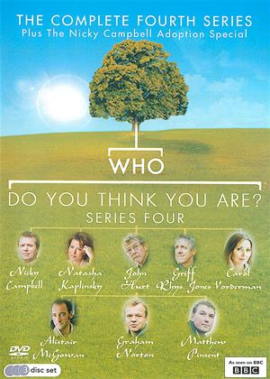 Rent Who Do You Think You Are?: Series 4 Online DVD Rental