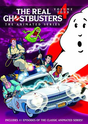 Rent The Real Ghostbusters: Series 4 Online DVD Rental