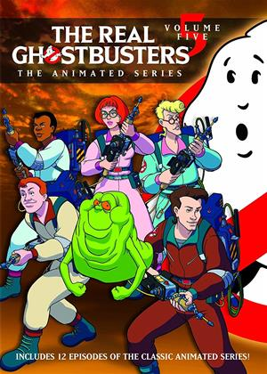Rent The Real Ghostbusters: Series 5 Online DVD Rental