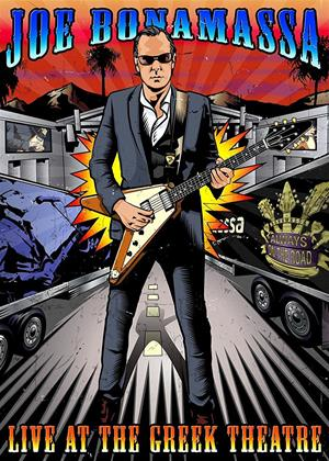 Rent Joe Bonamassa: Live at the Greek Theatre Online DVD Rental