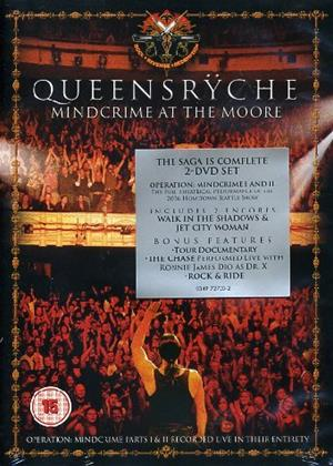 Rent Queensryche: Mindcrime at the Moore Online DVD Rental