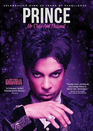 Rent Prince: Up Close and Personal Online DVD Rental
