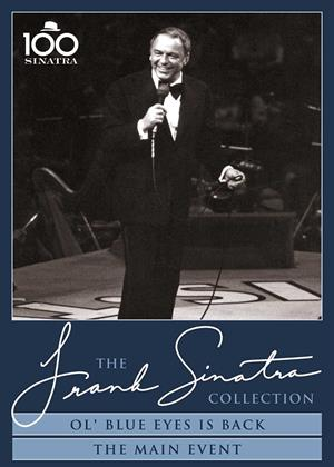 Rent Frank Sinatra: Ol' Blue Eyes Is Back / The Main Event Online DVD Rental
