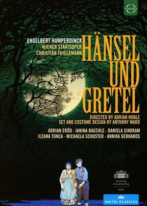 Rent Hansel Und Gretel: Wiener Staatsoper (Engelbert Humperdinck) Online DVD Rental