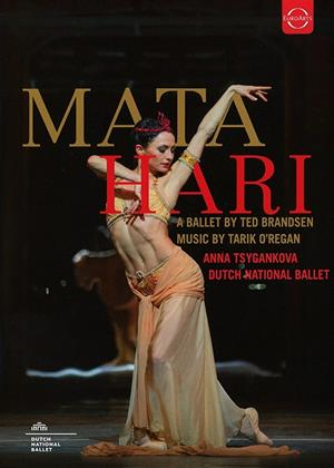 Rent Mata Hari: A Ballet by Ted Brandsen: Dutch National Ballet (Rowe) Online DVD Rental