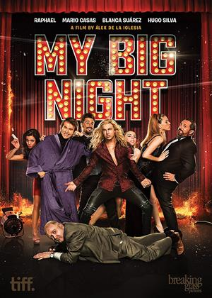 My Big Night Online DVD Rental