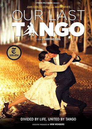 Our Last Tango Online DVD Rental