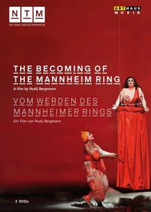 Rent The Becoming of the Mannheim Ring Online DVD Rental