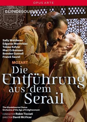 Rent The Abduction from the Seraglio: Glyndebourne (Robin Ticciati) (aka Die Entführung Aus Dem Serail: Glyndebourne (Robin Ticciati)) Online DVD Rental