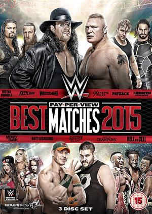 Rent WWE: The Best PPV Matches of 2015 (aka WWE: Best-Pay-Per View Matches of 2015) Online DVD Rental