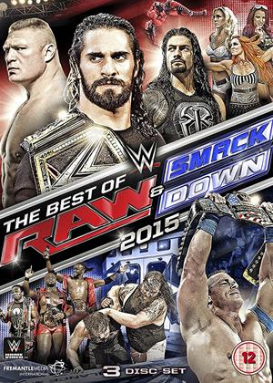 WWE: The Best of Raw and Smackdown 2015 Online DVD Rental