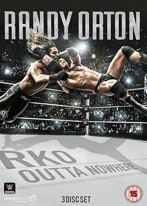 Rent WWE: Randy Orton: RKO Outta Nowhere Online DVD Rental