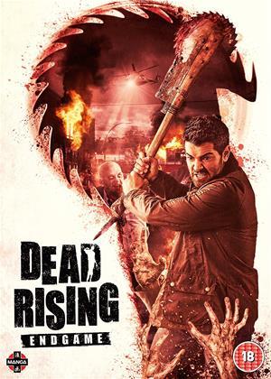 Dead Rising: Endgame Online DVD Rental