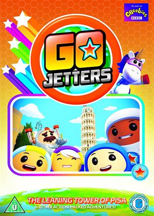 Rent Go Jetters: The Leaning Tower of Pisa and Other Adventures Online DVD Rental