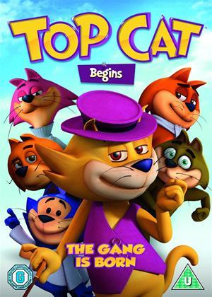 Top Cat Begins Online DVD Rental