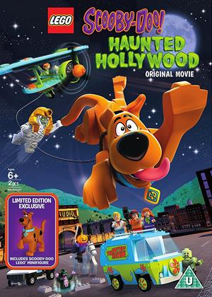 LEGO Scooby-Doo!: Haunted Hollywood Online DVD Rental