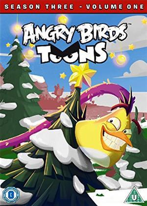 Angry Birds Toons: Series 3: Vol.1 Online DVD Rental