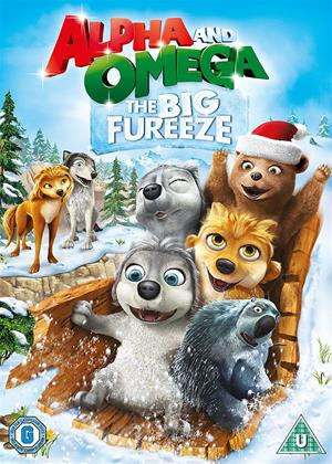 Rent Alpha and Omega: The Big Fureeze Online DVD Rental