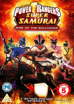 Rent Power Rangers Super Samurai: Vol.2 (aka Power Rangers Super Samurai: Rise of the Bullzooka) Online DVD Rental