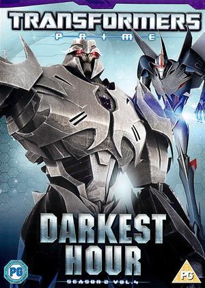 Rent Transformers Prime: Series 2: Darkest Hour Online DVD Rental