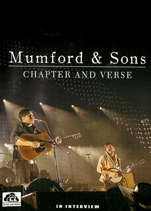 Mumford and Sons: Chapter and Verse Online DVD Rental