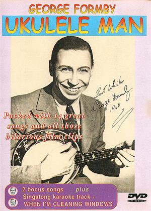Rent George Formby: Ukulele Man Online DVD Rental
