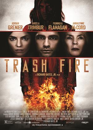 Trash Fire Online DVD Rental