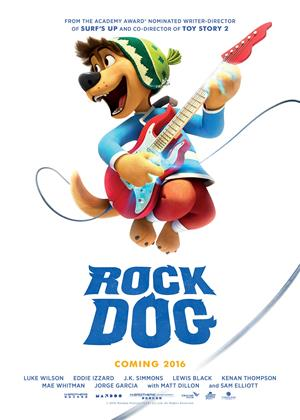 Rock Dog Online DVD Rental