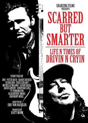 Scarred But Smarter: Life N Times of Drivin' N' Cryin' Online DVD Rental
