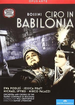 Rent Ciro in Babilonia: Rossini Opera Festival (Will Crutchfield) Online DVD Rental
